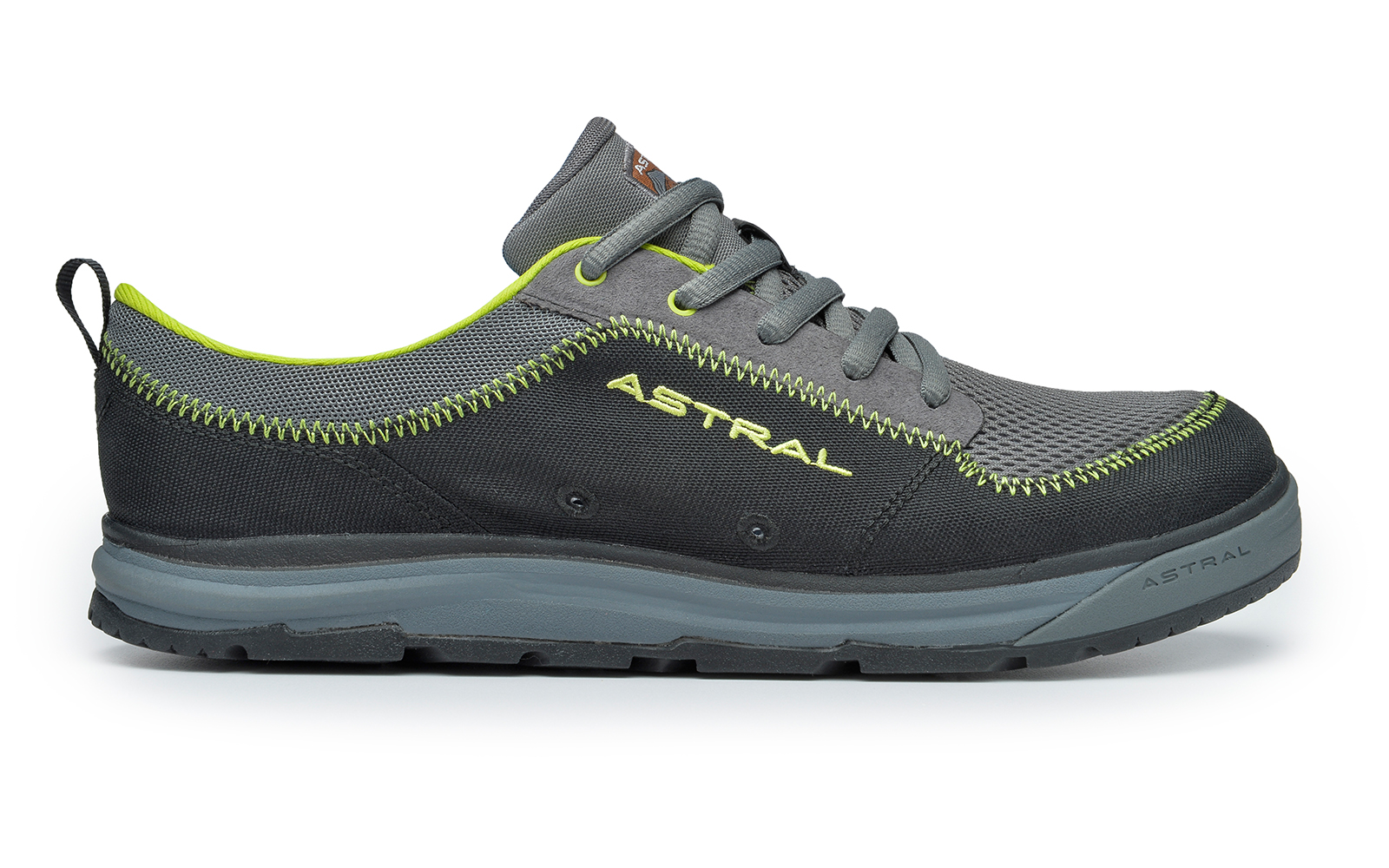 2021 Astral Brewer 2.0 UK Super Sticky Watersports Shoe Black Mens
