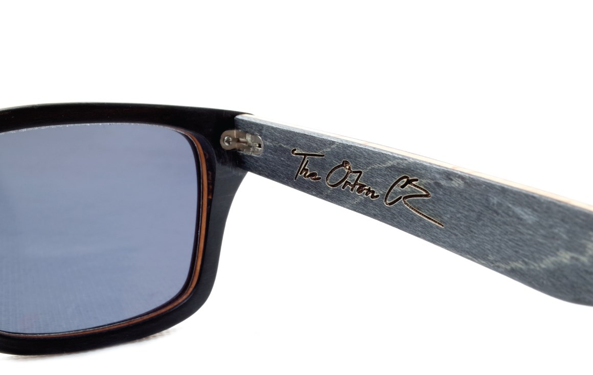 6afc577d1f7 2019 Dewerstone The Orton Polarized Wooden Sunglasses - Carl Zeis £89.95